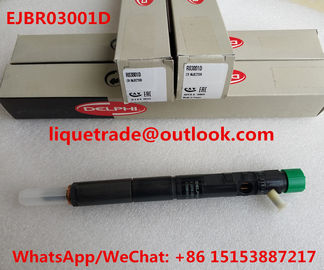 China DELPHI Common Rail Injector EJBR03001D / R03001D / 33800-4X900 / 33801-4X900 factory