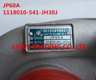 China Genuine and new turbocharger JP60A , 1118010-541-JH30J factory
