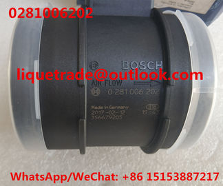 0 281 006 202/ 0281006202 MASS AIR FLOW SENSOR MAF METER 0 281 006 202 , 0281006202