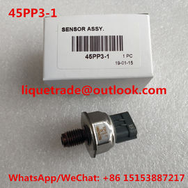 China Delphi original Common rail fuel pressure sensor 45PP3-1 , 45PP31 factory