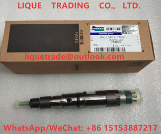 China BOSCH Common rail injector 0445120041 , 0 445 120 041,  65.10401-7002C for DAEWOO DOOSAN DV11 65.10401-7002 factory