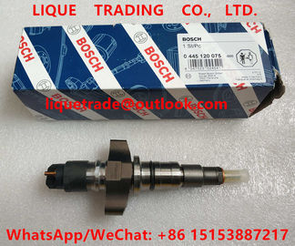 China BOSCH Common Rail Injector 0445120075 , 0 445 120 075 , 0445 120 075 , 504128307, 2855135 factory