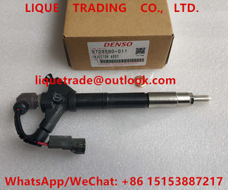 China DENSO piezo injector 9729590-011, 295900-0110, 23670-26020, 2959000110, 2367026020 for TOYOTA factory