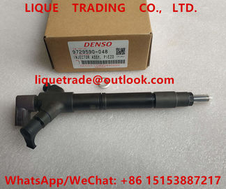 China DENSO fuel injector 9729590-048, 295900-0480, 23670-51060, 2959000480, 2367051060 factory