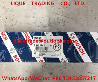 China BOSCH Common rail injector 0445120512 , 0 445 120 512 , 0445 120 512 , 445120512 factory