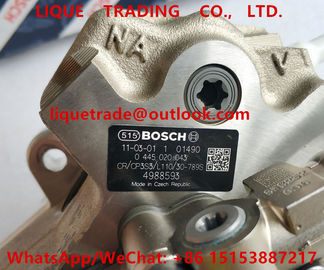 China BOSCH Common Rail Fuel Pump 0445020043 , 0 445 020 043 , 4988593 , 0445 020 043 , 445020043 factory