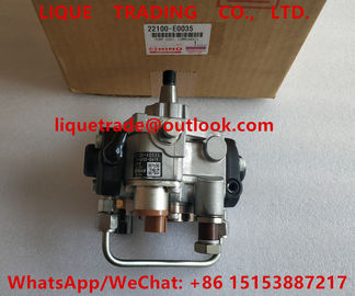 China DENSO Pump 294000-0619 , 2940000619 , 294000-061# , 22100-E0035 , 22100E0035 ,  294000-0618 , 2940000618 factory